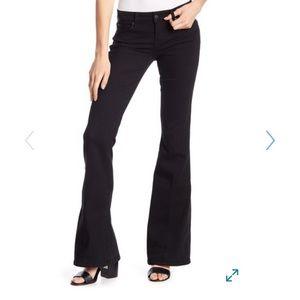 New! Level 99 Dahlia Black Jeans Sz 25